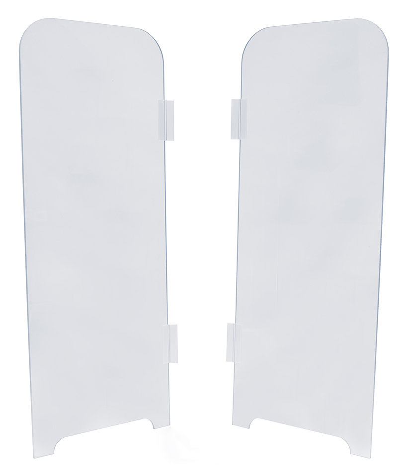 FLEX-SHIELD WING ACCESSORY KIT  2 PCS 11.75X30 CONFIGURE ANY ANGLE