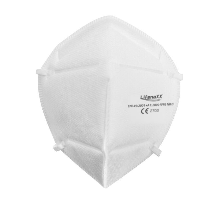 Lifenaxx FFP2 - N95 Respirator Mask (Min Ord Qty: 1000)