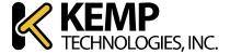 KEMP Technologies, Inc